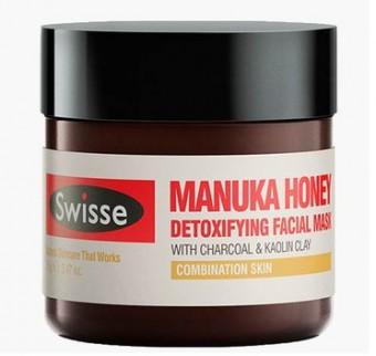 Review mặt nạ thải độc Swisse mật ong Manuka